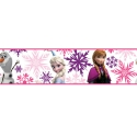 101381 Frozen Anna & Elsa Pink rotapmale