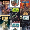 70-454 Star Wars Poster Fronts oбои