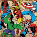 70-467 Marvel Comics Superheroes oбои