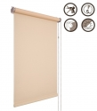 875 Mini Roller blinds Linen / ecru